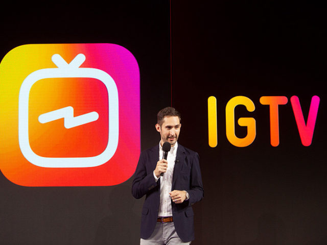 SNSマーケティングに変化:IGTV