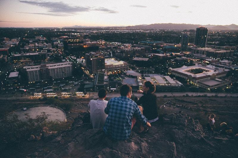 アリゾナの街