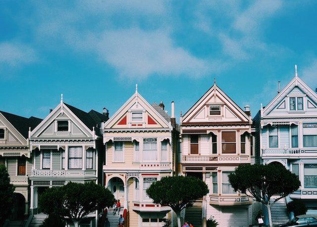 サンフランシスコの家