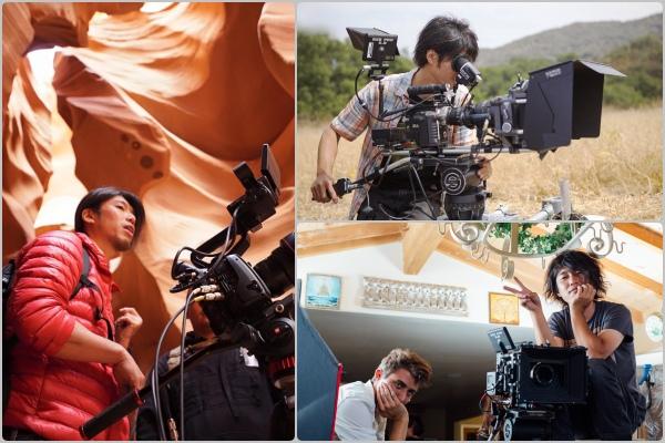 Vol.107 1%の情熱ものがたり:吉田照寿さん(撮影監督)