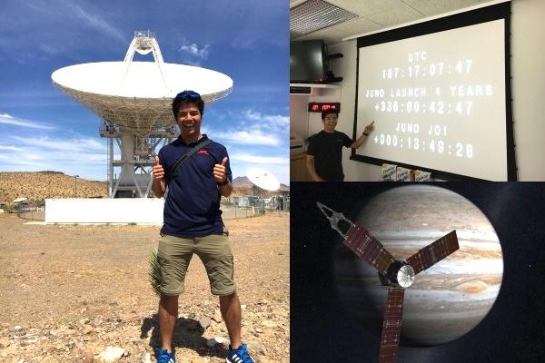 Vol.131 1%の情熱ものがたり:高橋 雄宇(NASA / JPL ナビゲーションエンジニア)