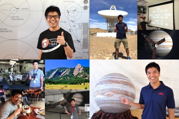 1%の情熱ものがたり:高橋 雄宇(NASA / JPL ナビゲーションエンジニア)